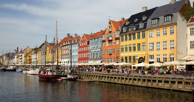 Hamburg and Copenhagen: A trip on rail, road, sea and air